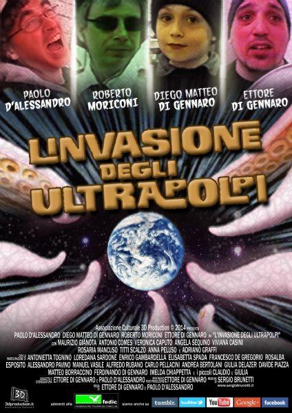 L`invasione degli Ultrapolpi