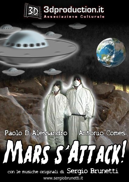 Mars s`attack!