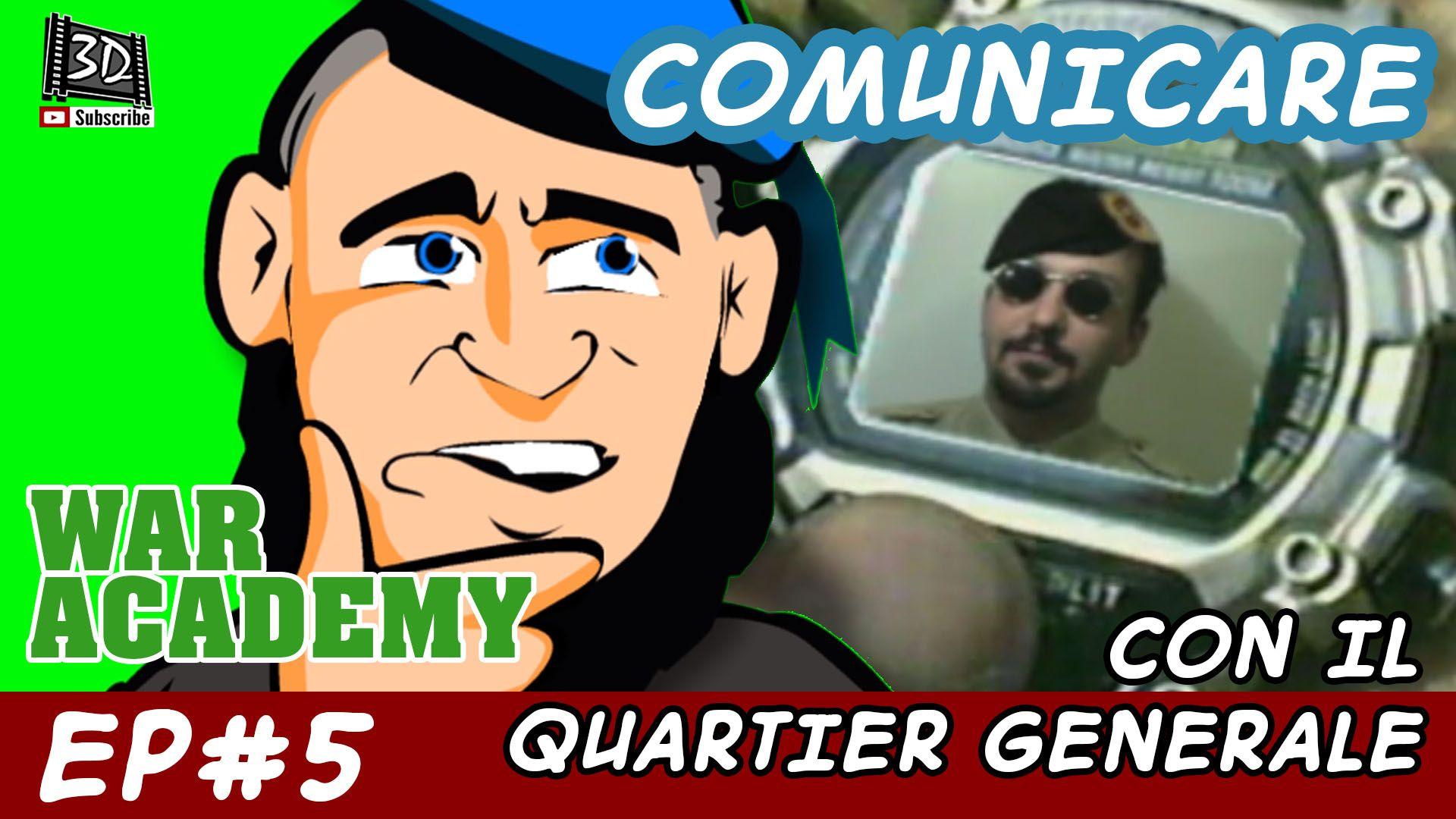 Sgt. Macantosh War Academy:Episodio 5