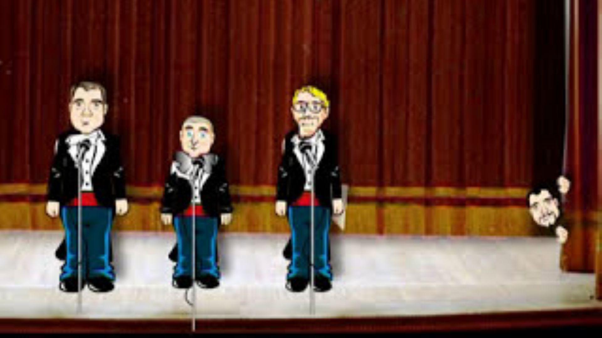 I 3D tenors