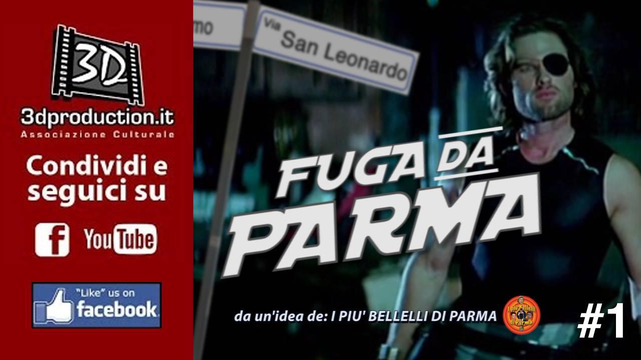 Fuga da Parma - #1