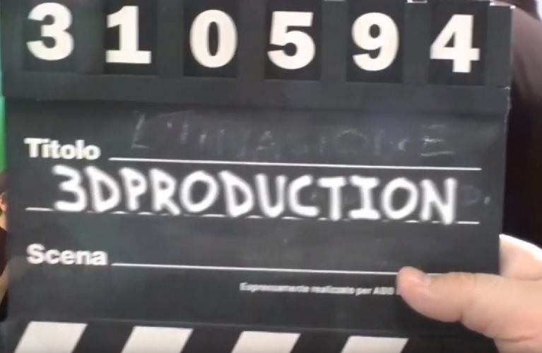 Videoclip 3dproduction