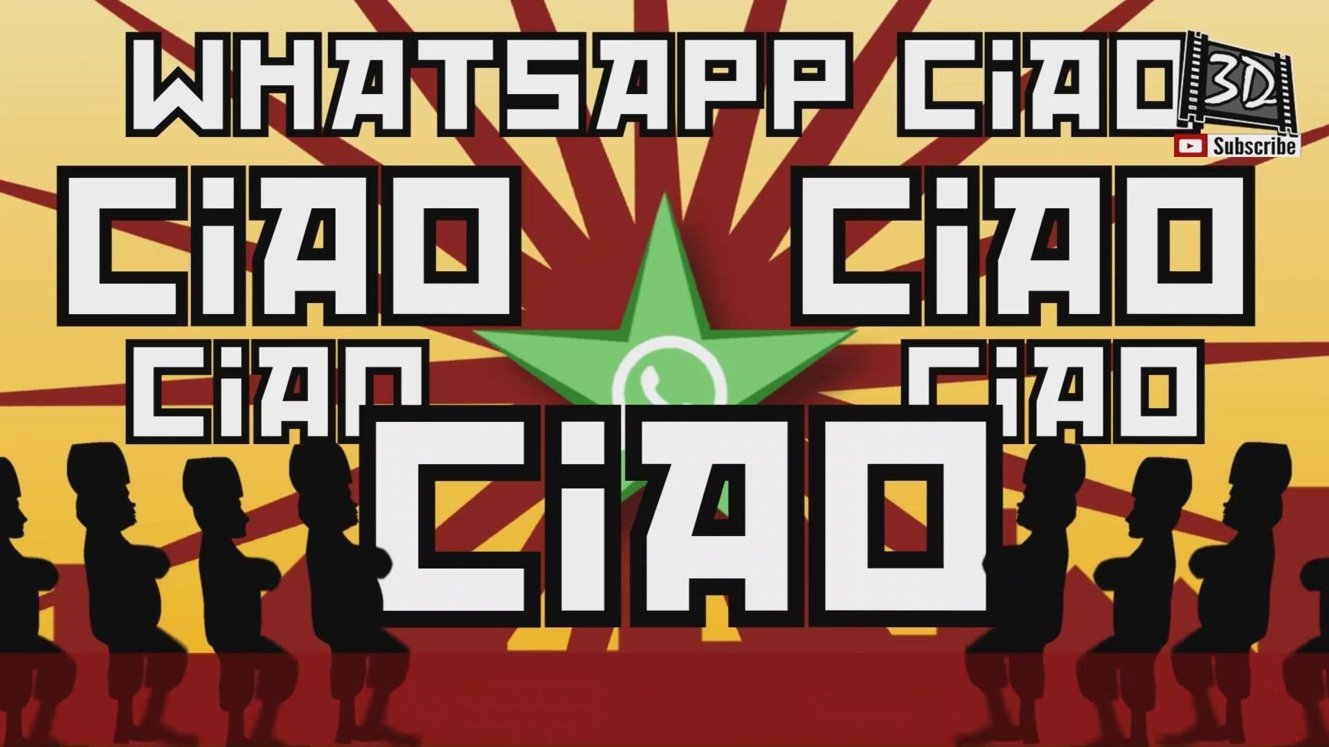 Whatsapp ciao